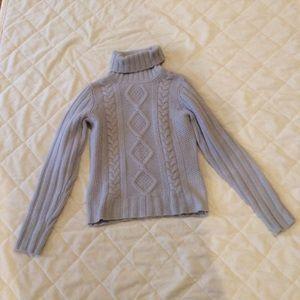 Soft angora & wool Banana Republic sweater